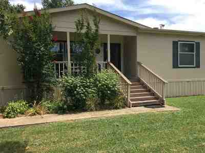 Single Family Home For Sale: 5 Pecos Place