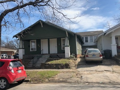 Ardmore OK Multi Family Home For Sale: $225,000