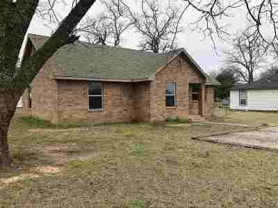 Mannsville Single Family Home Pending: 203 S 21st Street