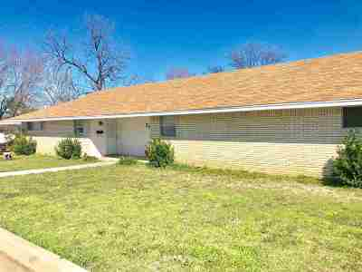 Ardmore OK Multi Family Home New: $165,000