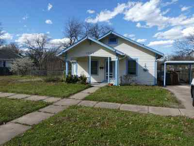 Ardmore OK Single Family Home For Sale: $50,000