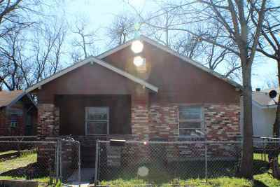 Ardmore OK Single Family Home New: $25,000