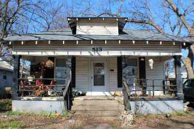 Carter County Single Family Home New: 513 SE D