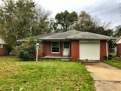 Carter County Single Family Home New: 706 Davis