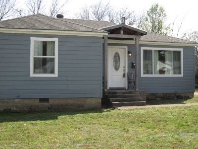 Carter County Single Family Home New: 724 Ash