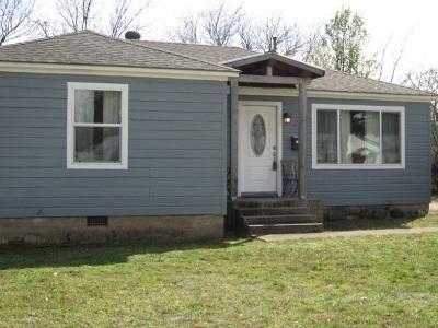 Ardmore OK Single Family Home New: $138,500