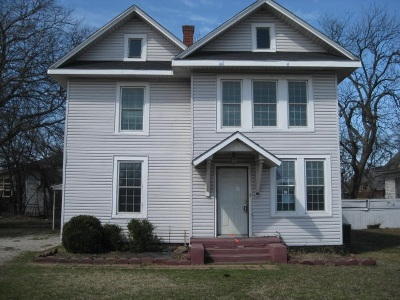 Carter County Single Family Home New: 125 D Street