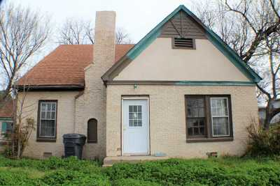 Ardmore, Lone Grove Single Family Home For Sale: 15 NW 6th Street