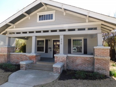 Ardmore OK Single Family Home For Sale: $99,500