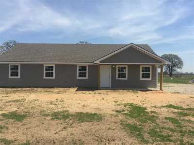 Thackerville Single Family Home For Sale: 10858 Tabler Road