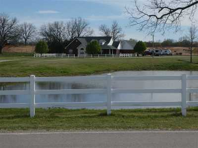 Ardmore OK Residential Acreage For Sale: $355,000