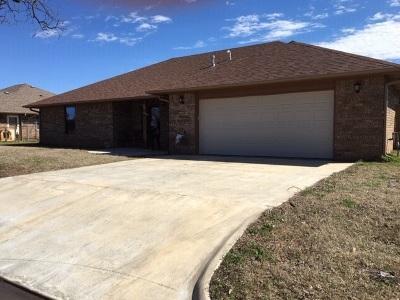 Sulphur OK Single Family Home For Sale: $185,000