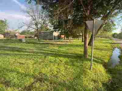 Love County Residential Lots & Land For Sale: 609 W Cherokee Road