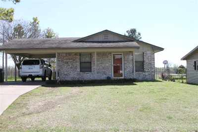 Love County Single Family Home Pending: 1109 Meadowpark Road