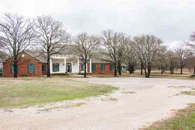 Residential Acreage For Sale: 365 Shephard Hill Road
