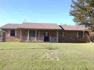 Love County Single Family Home Pending: 1114 Meadowpark Road