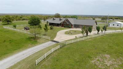 Residential Acreage Motivated Seller: 568 Woodford Road