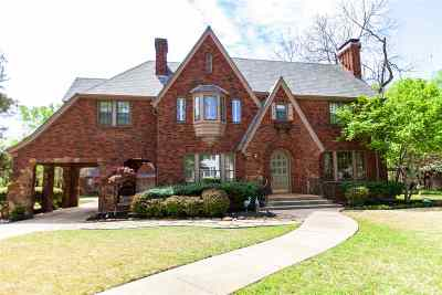 Ardmore OK Single Family Home New: $495,000