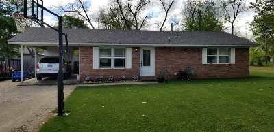 Johnston County Single Family Home Pending: 208 N Burris Street
