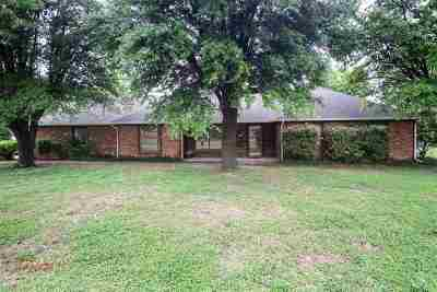 Carter County Single Family Home Pending W/Contingencies: 1207 N Meadow Drive
