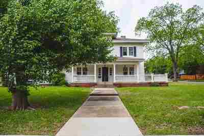 Ardmore Single Family Home For Sale: 1701 Stanley