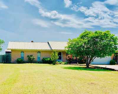 Lone Grove Single Family Home For Sale: 7941 Myall Road