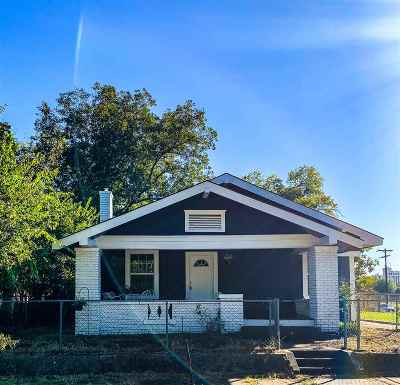 Ardmore Single Family Home For Sale: 28 NW 4th Avenue