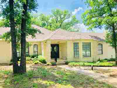 Ardmore Single Family Home For Sale: 2707 SW Ridgeway