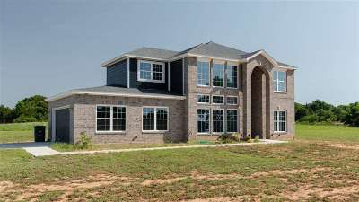 Lone Grove Single Family Home For Sale: 192 Longhorn Trail