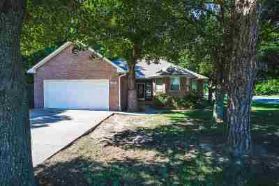 Ardmore, Lone Grove, Dickson Single Family Home For Sale: 2501 Tanglewood Court