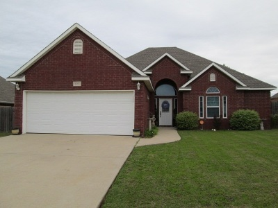 Ardmore Single Family Home For Sale: 1609 Lisa Lane