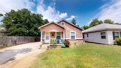 Carter County Single Family Home For Sale: 1717 NW 1st Avenue