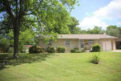 Sulphur OK Single Family Home For Sale: $99,500