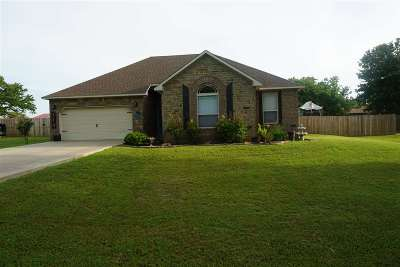 Ardmore, Lone Grove, Dickson Single Family Home Pending W/Contingencies: 140 Kelly Lane