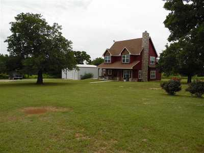 Wilson OK Residential Acreage New: $349,900