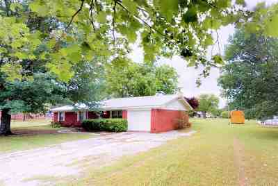 Love County Single Family Home Pending: 5020 Hodges Road