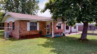 Single Family Home Back On Market: 1204 E Atlanta
