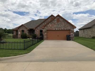 Ardmore, Lone Grove, Dickson Single Family Home For Sale: 3103 Stone Creek Drive