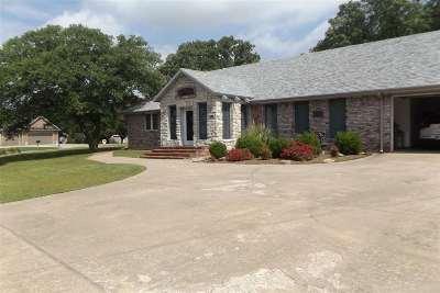 Sulphur OK Single Family Home New: $245,000