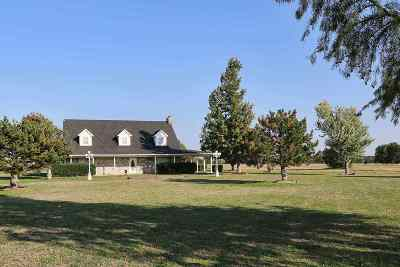 Residential Acreage For Sale: 7412 Dillard Road