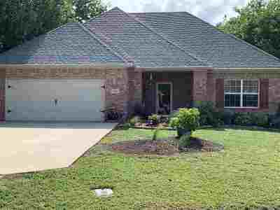 Ardmore, Lone Grove, Dickson Single Family Home For Sale: 1925 Red Oak Drive
