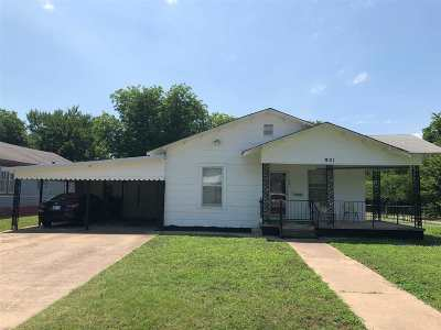 Ardmore, Lone Grove Single Family Home For Sale: 921 B Street