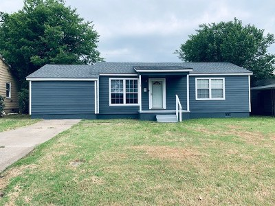 Ardmore, Lone Grove Single Family Home For Sale: 513 Oak