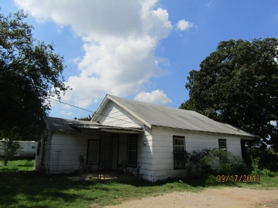 Love County Single Family Home Pending: 12047 Glenview