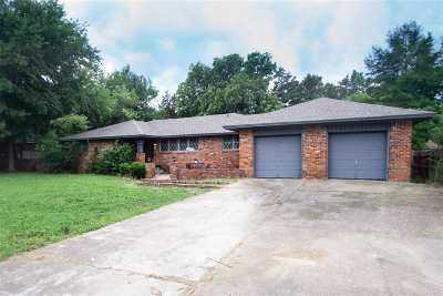 Ardmore, Lone Grove, Dickson Single Family Home For Sale: 1607 N Washington