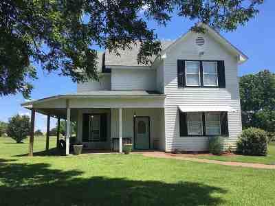 Single Family Home New: 4908 Bullard Chapel Road