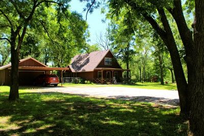 Ardmore, Lone Grove, Dickson Residential Acreage New: 57 Cross Creek Circle