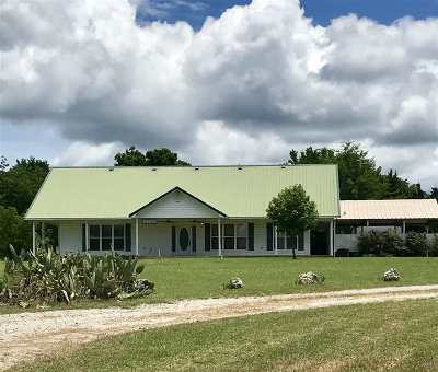 Residential Acreage New: 333 Chickasaw Trail