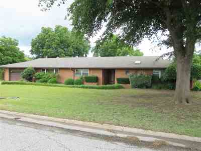 Ardmore Single Family Home For Sale: 1207 S Meadow Drive