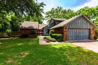 Ardmore Single Family Home For Sale: 2412 Quail Run Court